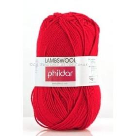 Lambswool Rojo