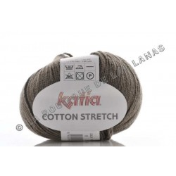 COTTON STRETCH 08 Marron