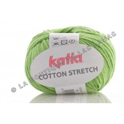COTTON STRETCH 18 Pistacho