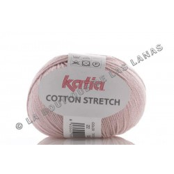 COTTON STRETCH 22 Rosa Palo