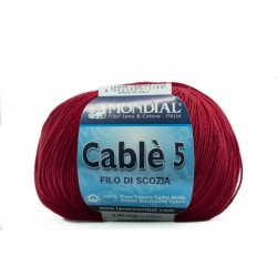 CABLE' 5 027. Rojo